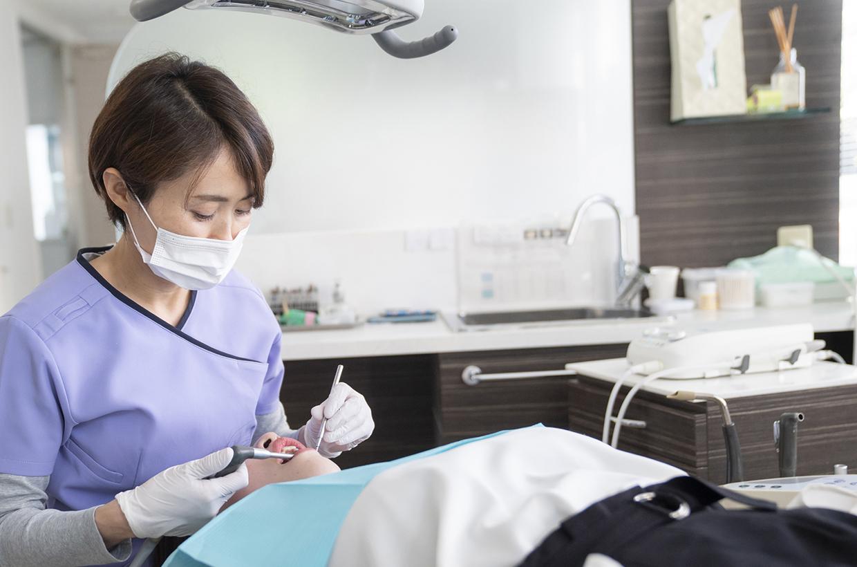 歯周予防処置