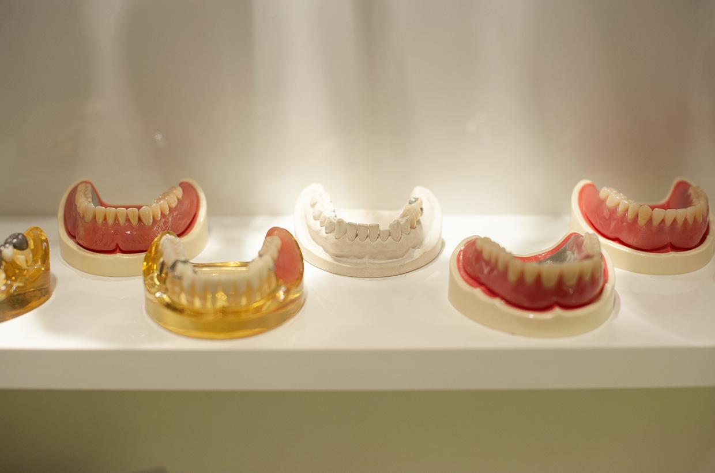 入れ歯でご満足いただくための最先端・高精度
