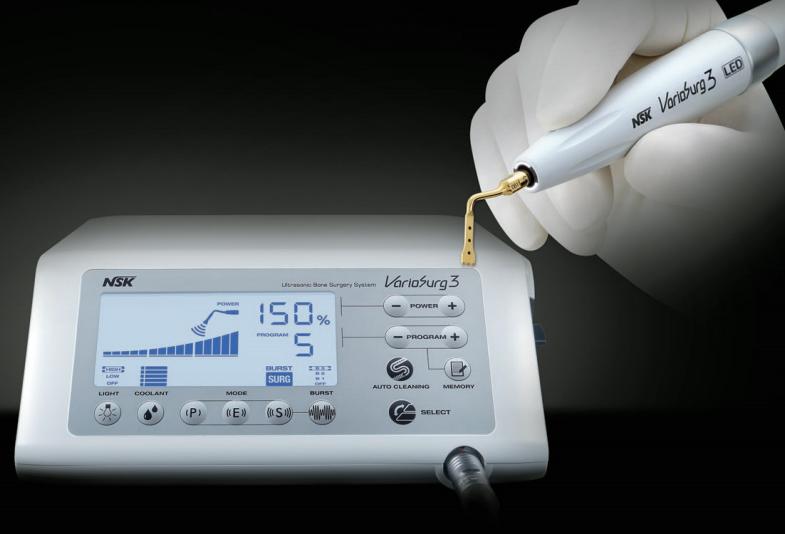 超音波振動による痛みの少ない手術器具ピエゾサージェリー