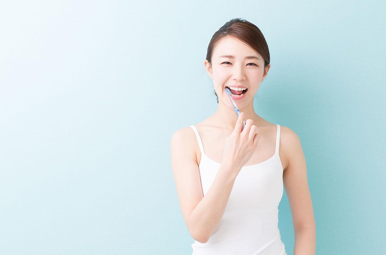 歯が痛くなる前に「予防」することが大切です