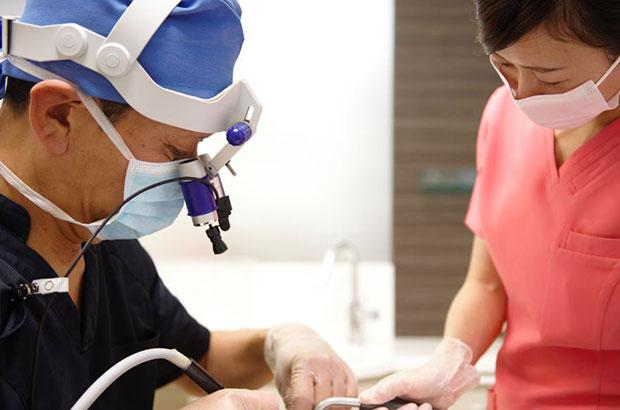 受付助手、歯科衛生士