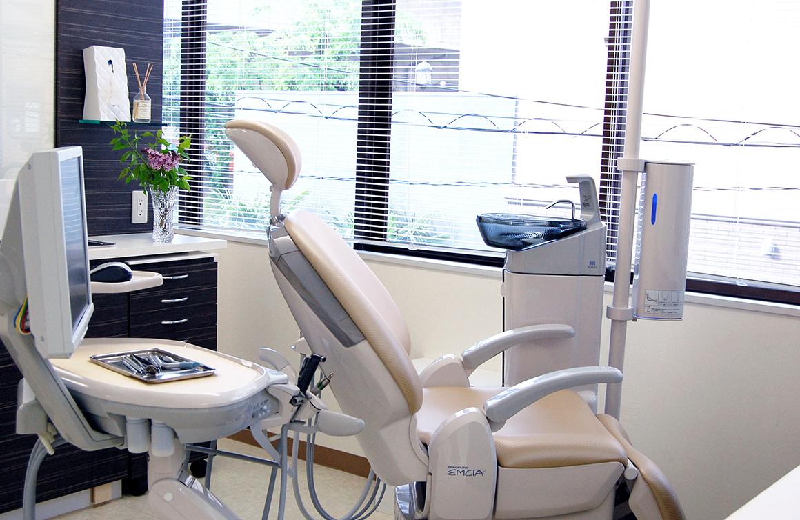 当院は安心・安全な治療を実現させるためさまざまな設備・滅菌対策を導入しております